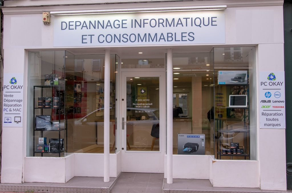 La boutique informatique de Saint Germain